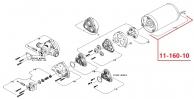 Мотор насоса SHURflo 94-11-160-10