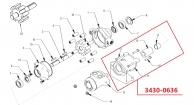 Муфта на гидропривод Hypro 3430-0636