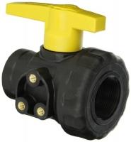 Двухканальный шаровый клапан 9951-2150N